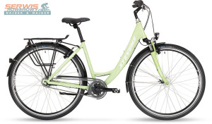 Stevens Corvara SX Forma (light green)